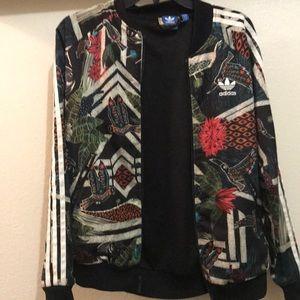 Colorful Adidas jacket